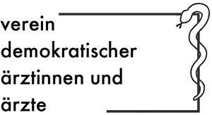 Logo Verein demokratischer Ärztinnen und Ärzte (vdää)
