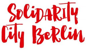 Logo Solidarity City Berlin